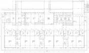 Реконструкция на хирургически блок-МБАЛ Русе - план етаж 1