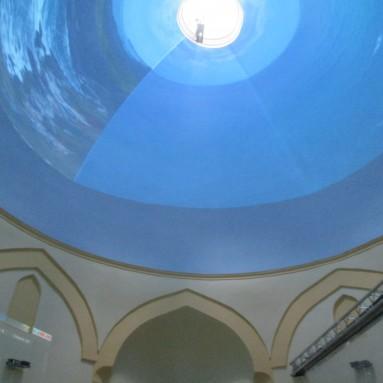 """Таван Реставрацията градска баня """"Дели хамам"""" в гр. Ловеч"""